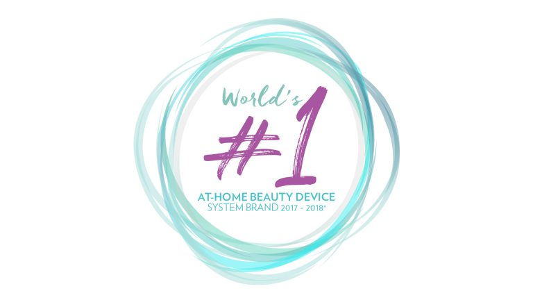 Logo Nr1 at home beauty device system brand 768x432
